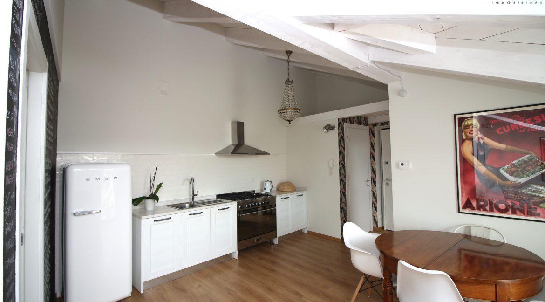 Mondovì Breo attico panoramico con terrazzo